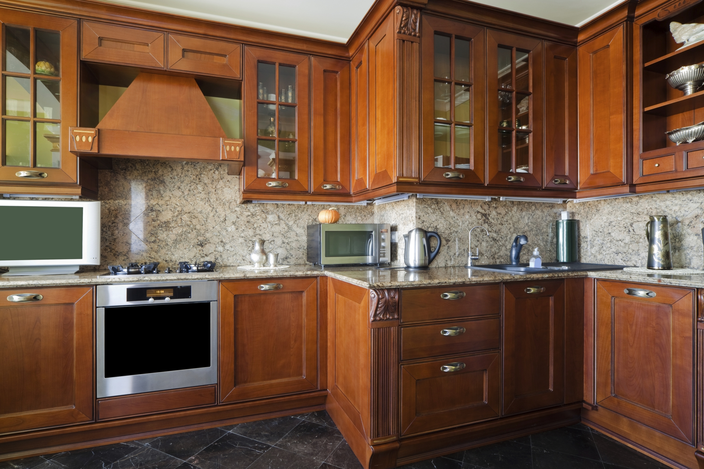 Types Of Kitchen Cabinetry