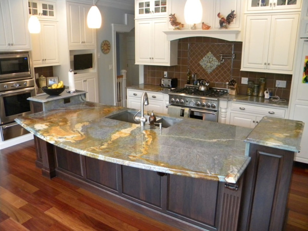 Types Of Kitchen Cabinets Finishes