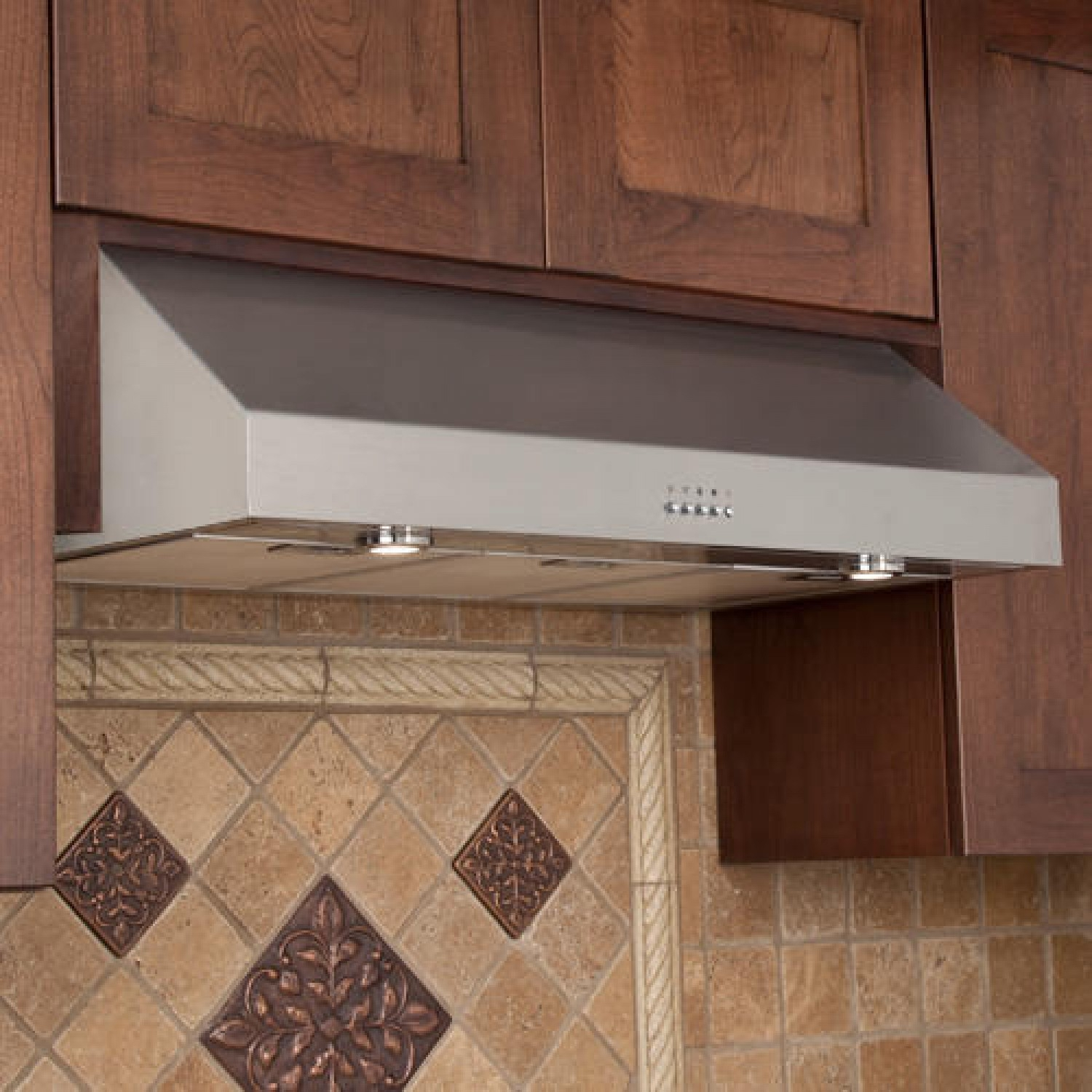 Permalink to Under Cabinet Kitchen Exhaust Hoods