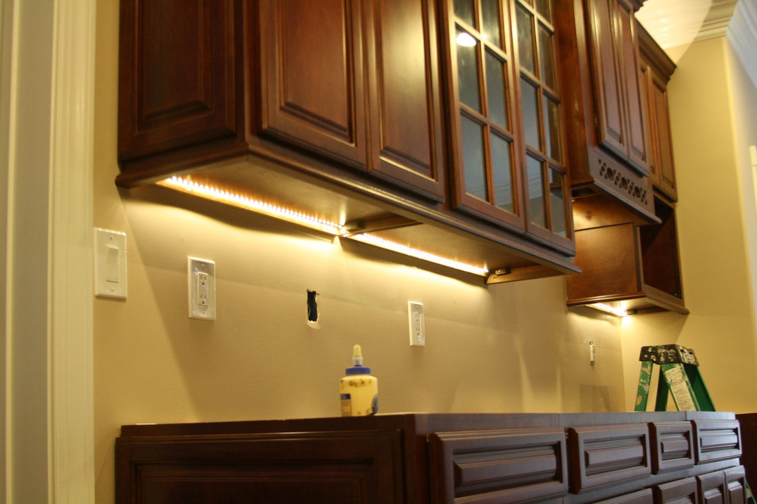 Under Cabinet Kitchen Lighting Options