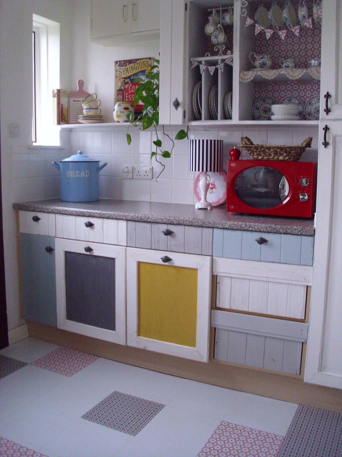 Upcycled Kitchen Cabinet Ideas