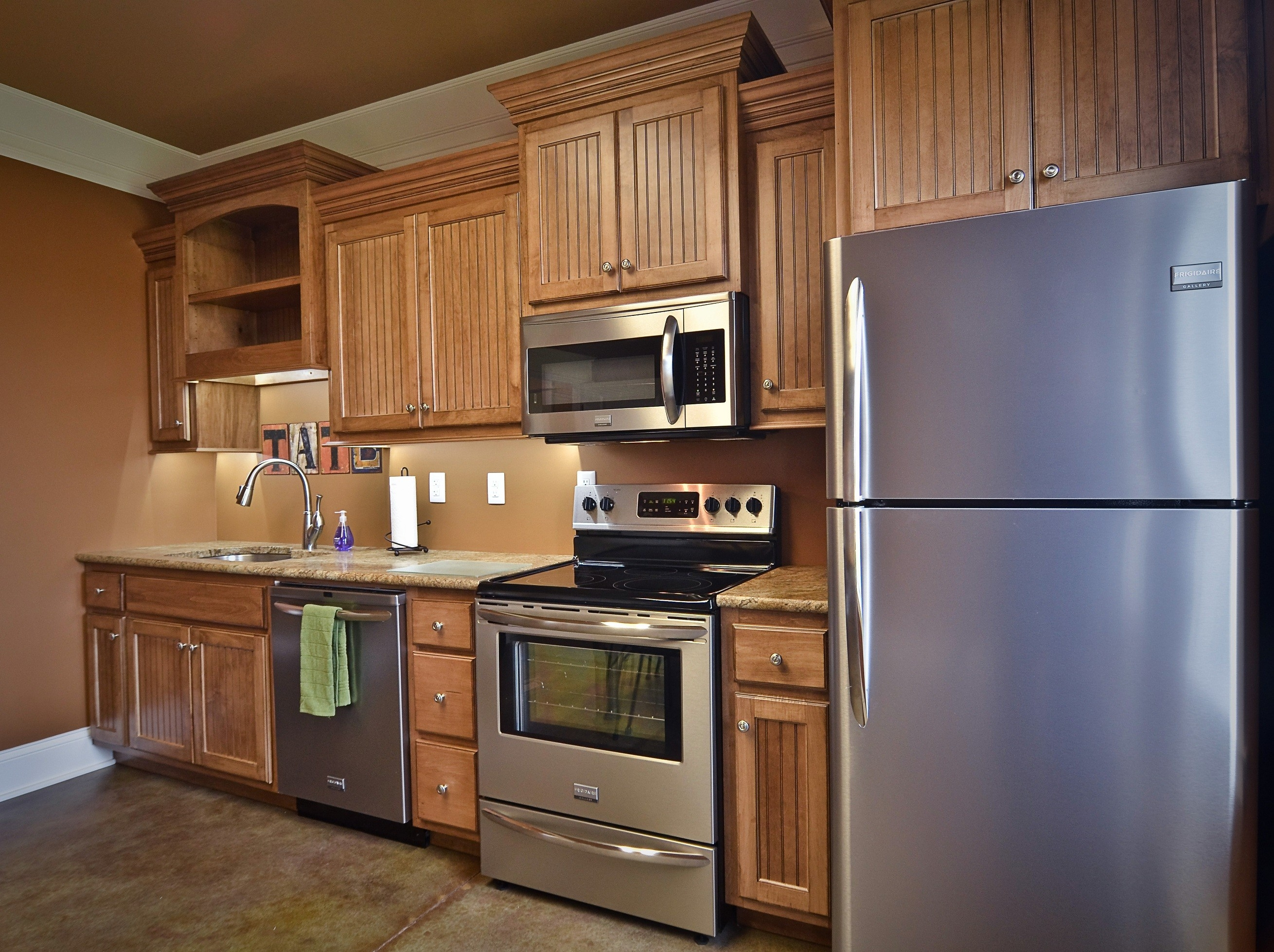 Wood Stains For Kitchen Cabinets