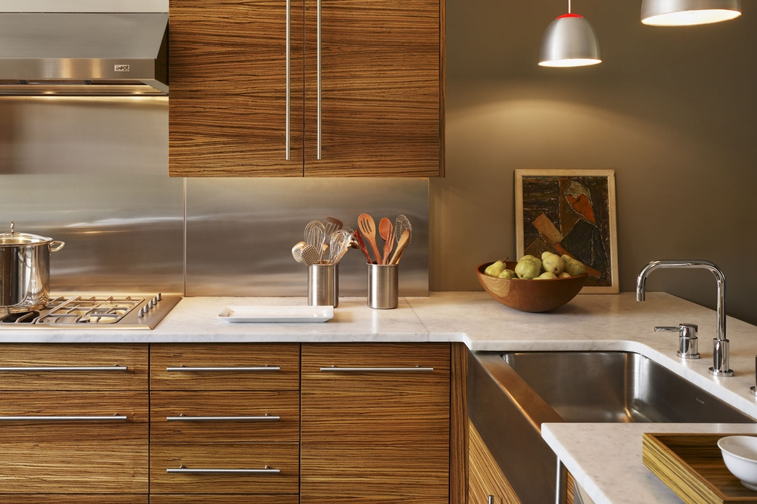 Permalink to Zebra Wood Kitchen Cabinet Doors
