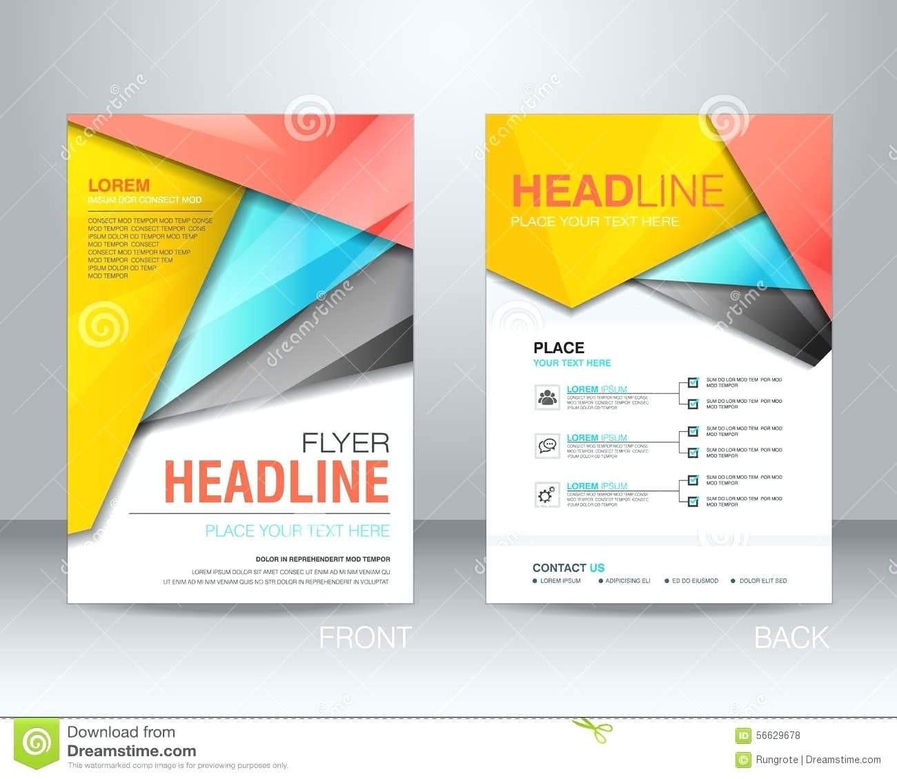 New Brochure Design Pdf Cool Pretty Free Pdf Brochure