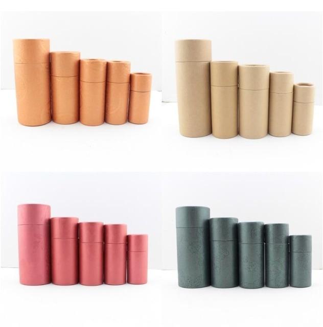 Small Cardboard Tubes New 10ml 20ml 30ml 50ml Oil Bottle