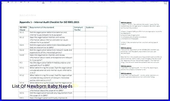 Audit Checklist format In Excel Elegant to Do List Template for Word