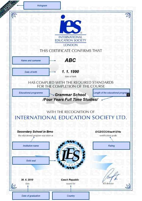 Certificate for Chemistry Project File Class 11 Cool Certificate