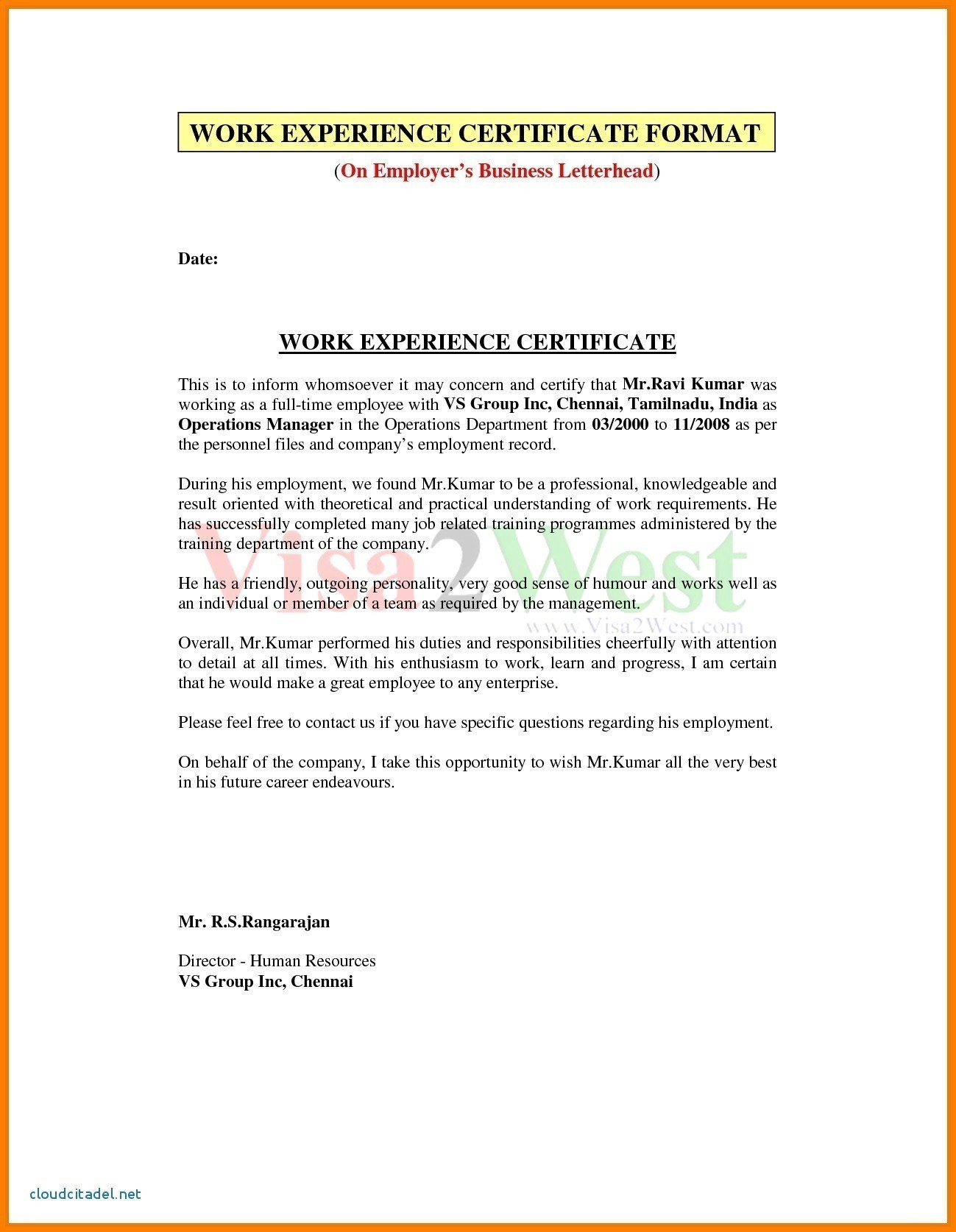 Certificate Of Employment Docx Inspirational Salary Certificate