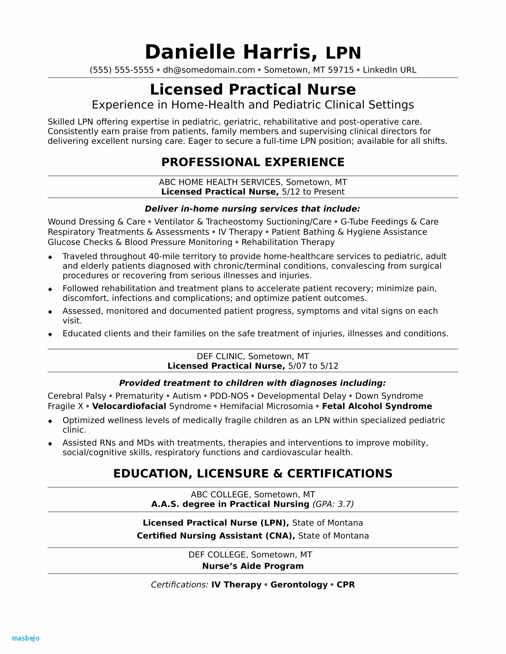 Certification Mark Example Cool Massage Therapy Resume Examples