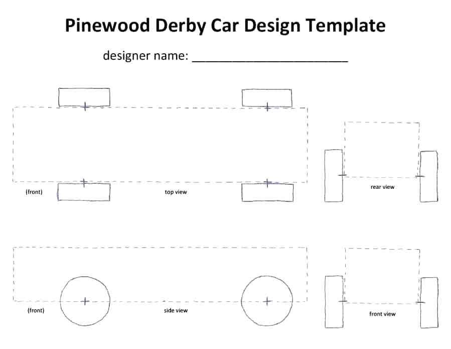 photo about Printable Pinewood Derby Car Templates referred to as Pinewood Derby Certificates in direction of Print Eye-catching Printable