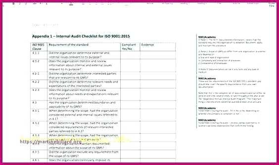 Quality Audit Checklist Sample Inspirational Old Fashioned Layered