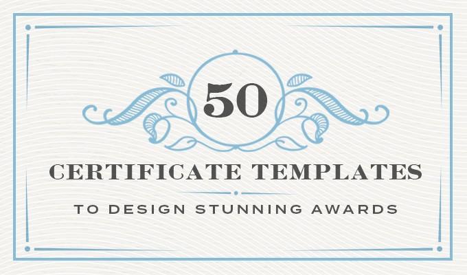 Vertical Certificate Template Psd Elegant 50 Certificate
