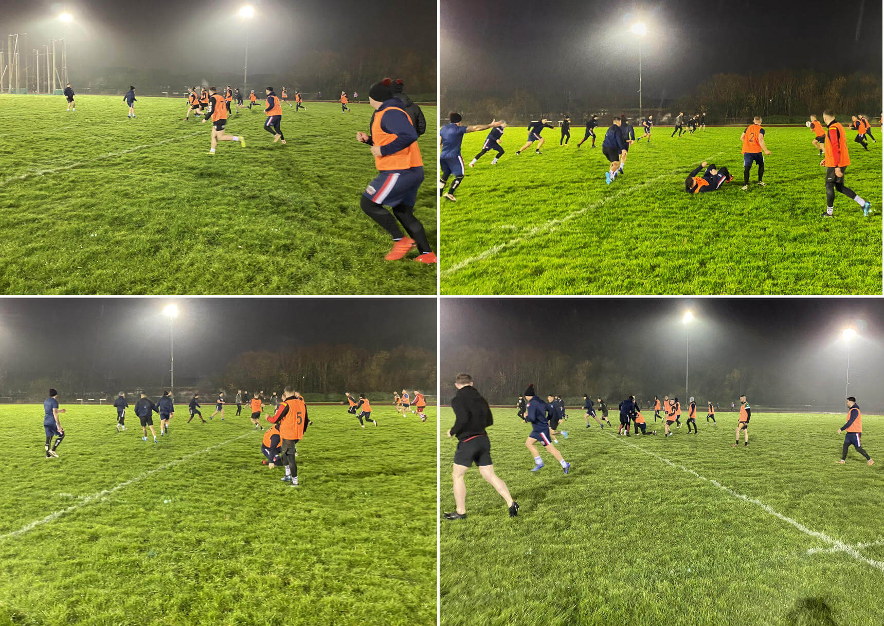 Oldham Squad begin pre-season training