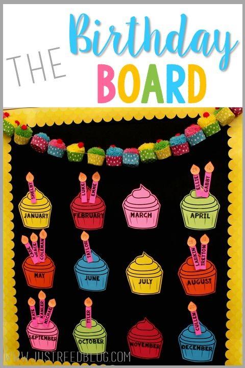 Medium Size Of Best Birthday Chart Ideas For Classroom Decoration