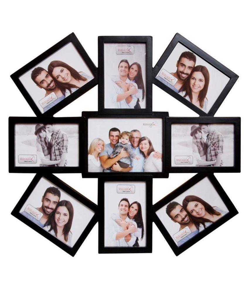 ec8f60c6d75f Collage Frame Pics Cool Archies Collage Frames Plastic Black Collage Frame  Buy Of Collage Frame Pics