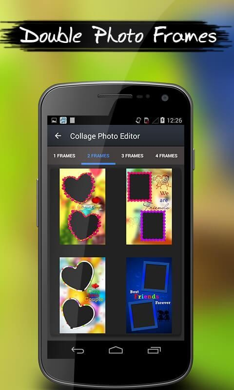 Collage Maker Apk App Elegant Pic Collage Frame Editor for android