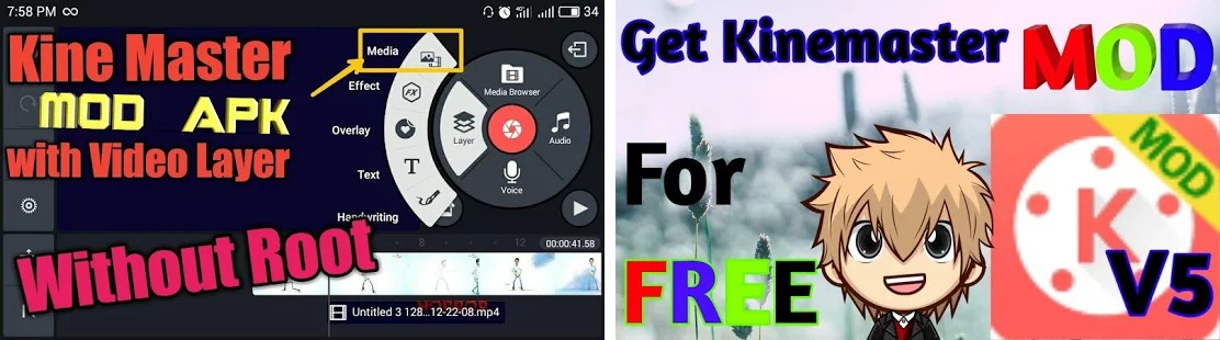Collage Maker Apk Mod Best Of Kinemaster Mod Apk Download Latest