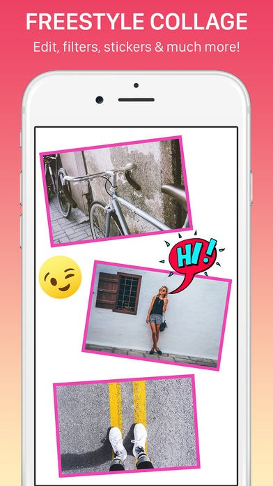 Collage Maker for Pc Inspirational Mixgram Collage On Pc