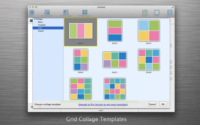 Collage Maker Templates Free Download Cool Collage Maker
