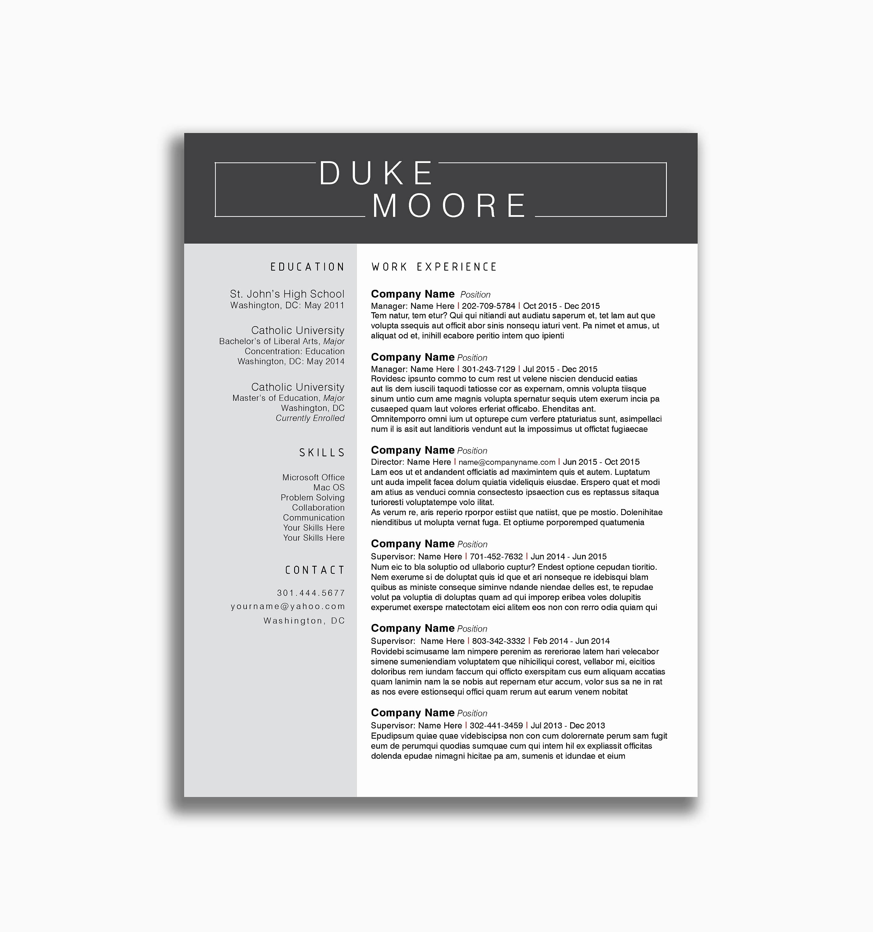 Collage Template Png Best Of Resume Example For Music Teacher New Unique