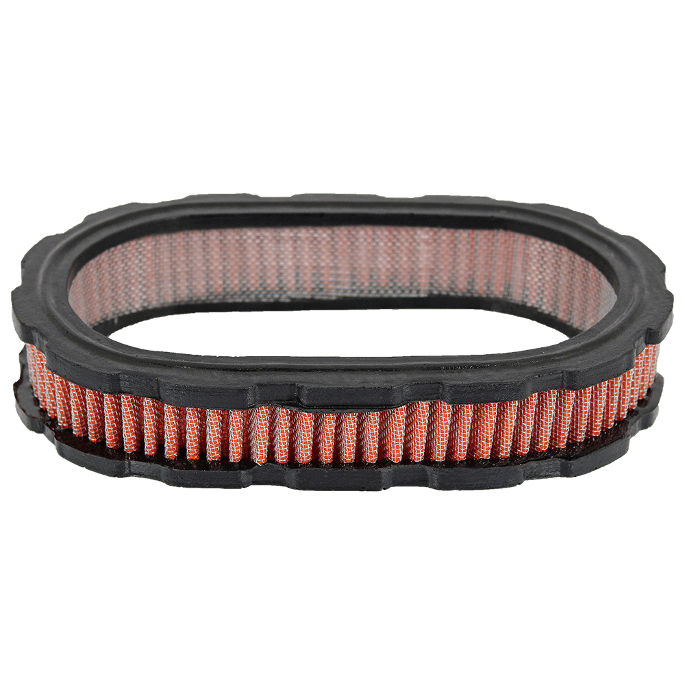 Elemento do Filtro de Ar Marmita Oval Lavável Royale Laranja