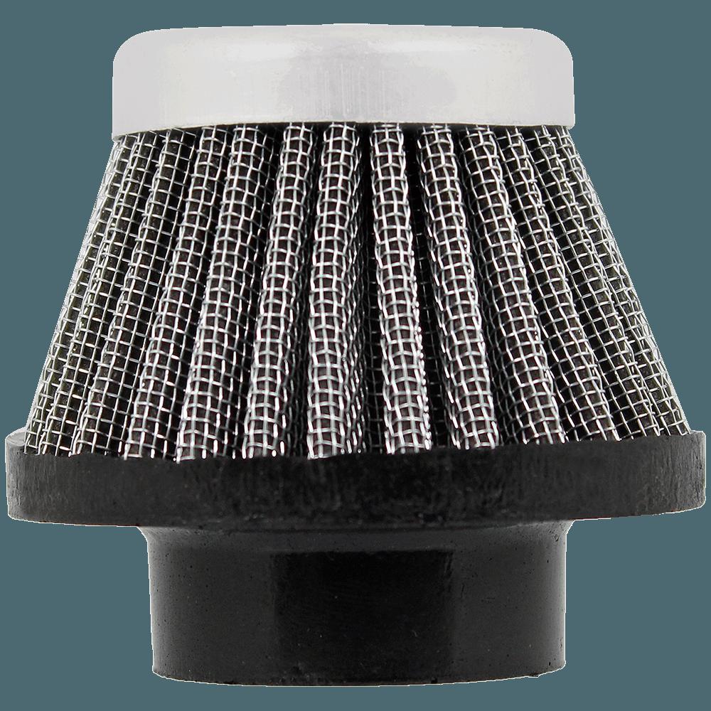 Filtro de Ar Cônico Royale para Moto Shineray Preto