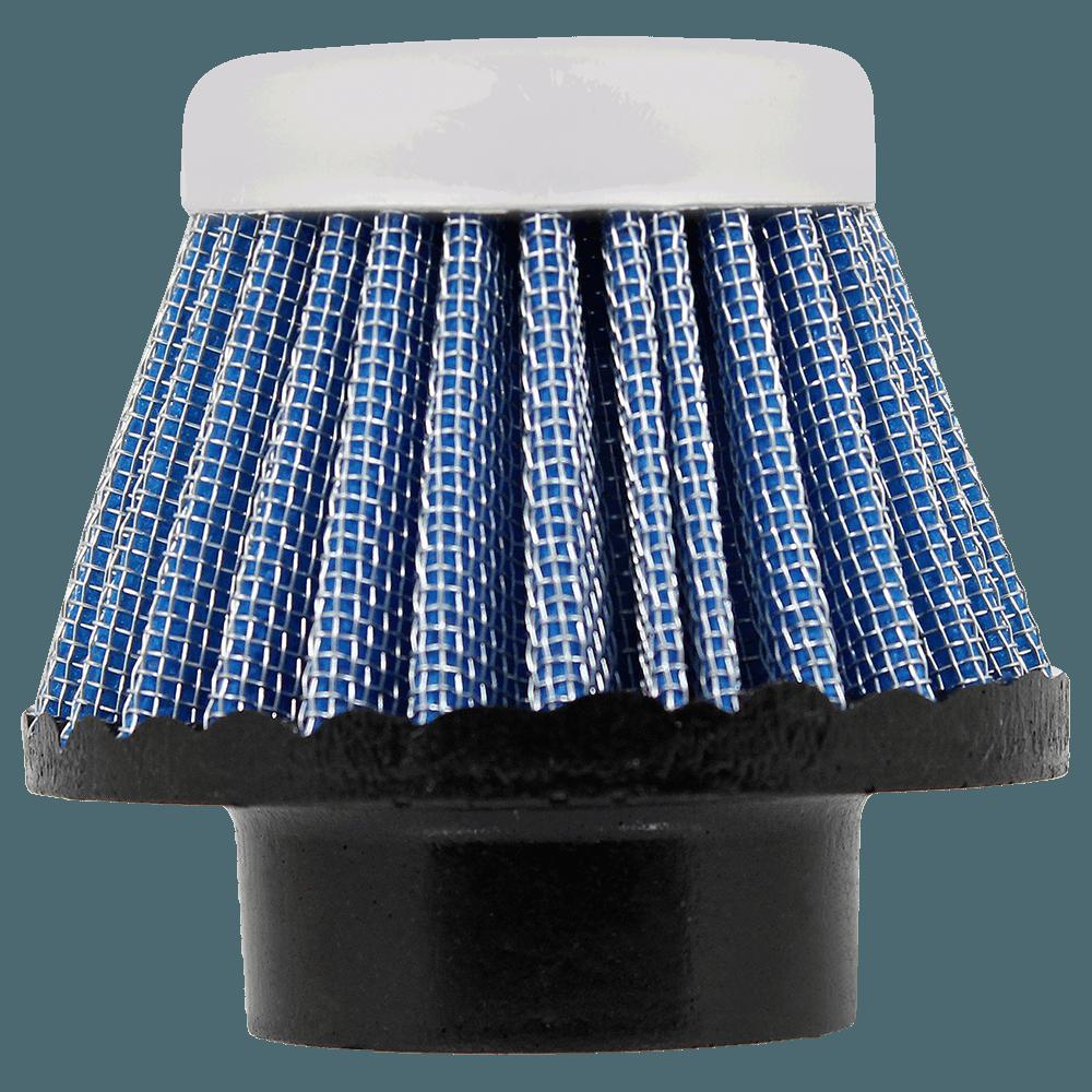 Filtro de Ar Cônico Royale para Motos Azul