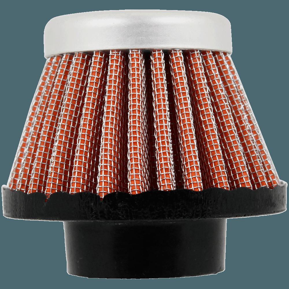 Filtro de Ar Cônico Royale para Motos CB400 Laranja