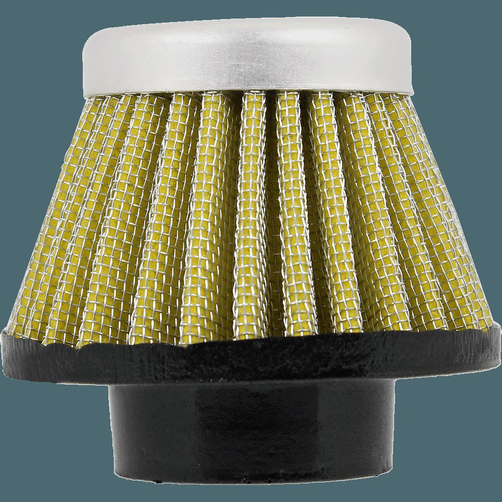 Filtro de Ar Cônico Royale para Motos CBX200 Amarelo