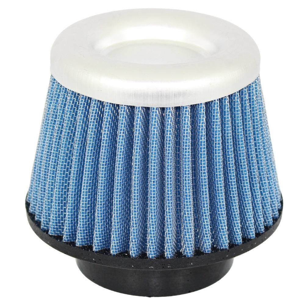 Filtro de Ar Esportivo Cônico Médio Royale Azul