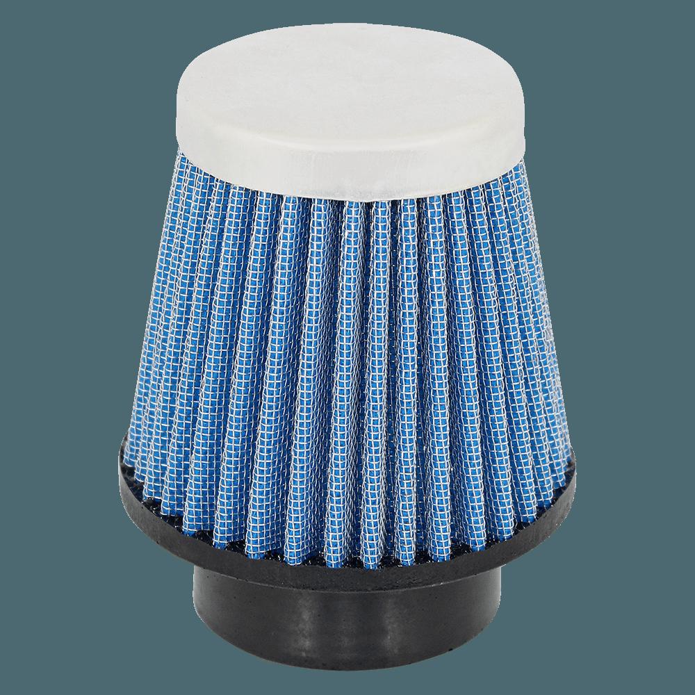 Filtro de Ar Esportivo Cônico Pequeno Royale Azul