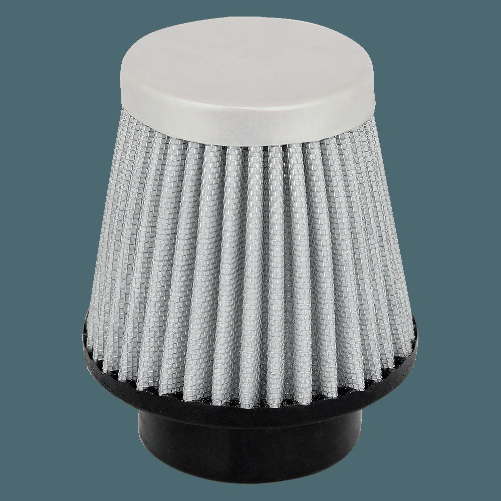 Filtro de Ar Esportivo Cônico Pequeno Royale Branco