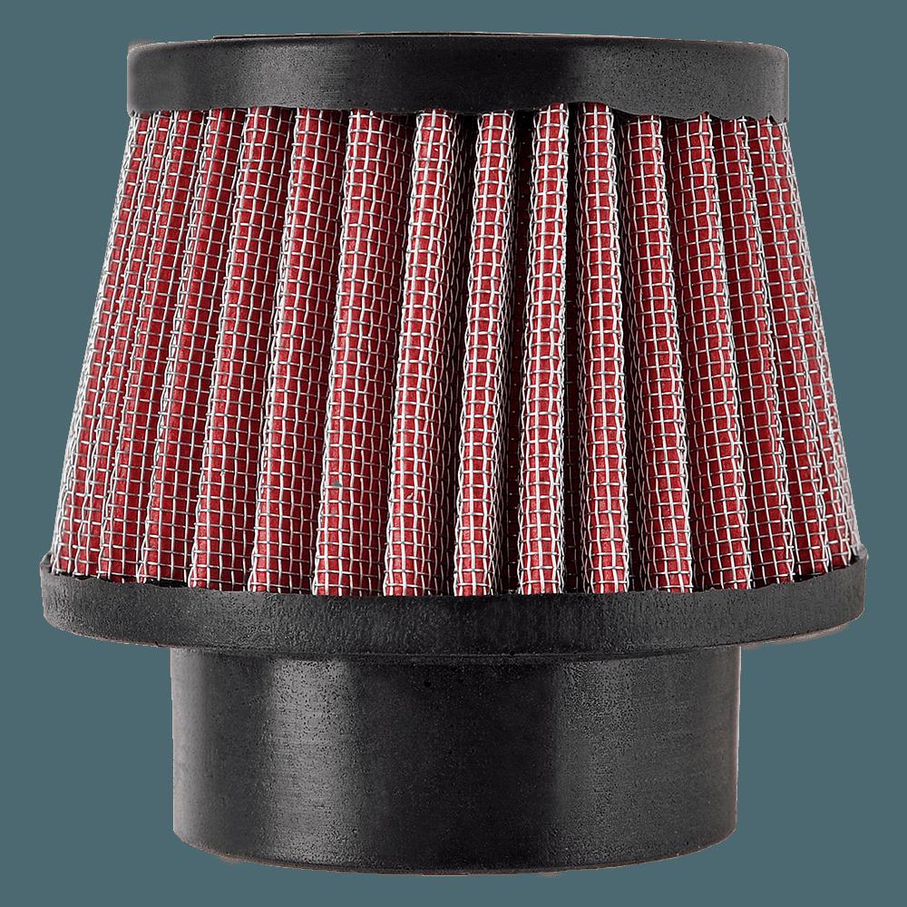 Filtro de Ar Royale Air Faster MonoFluxo Mini Vermelho