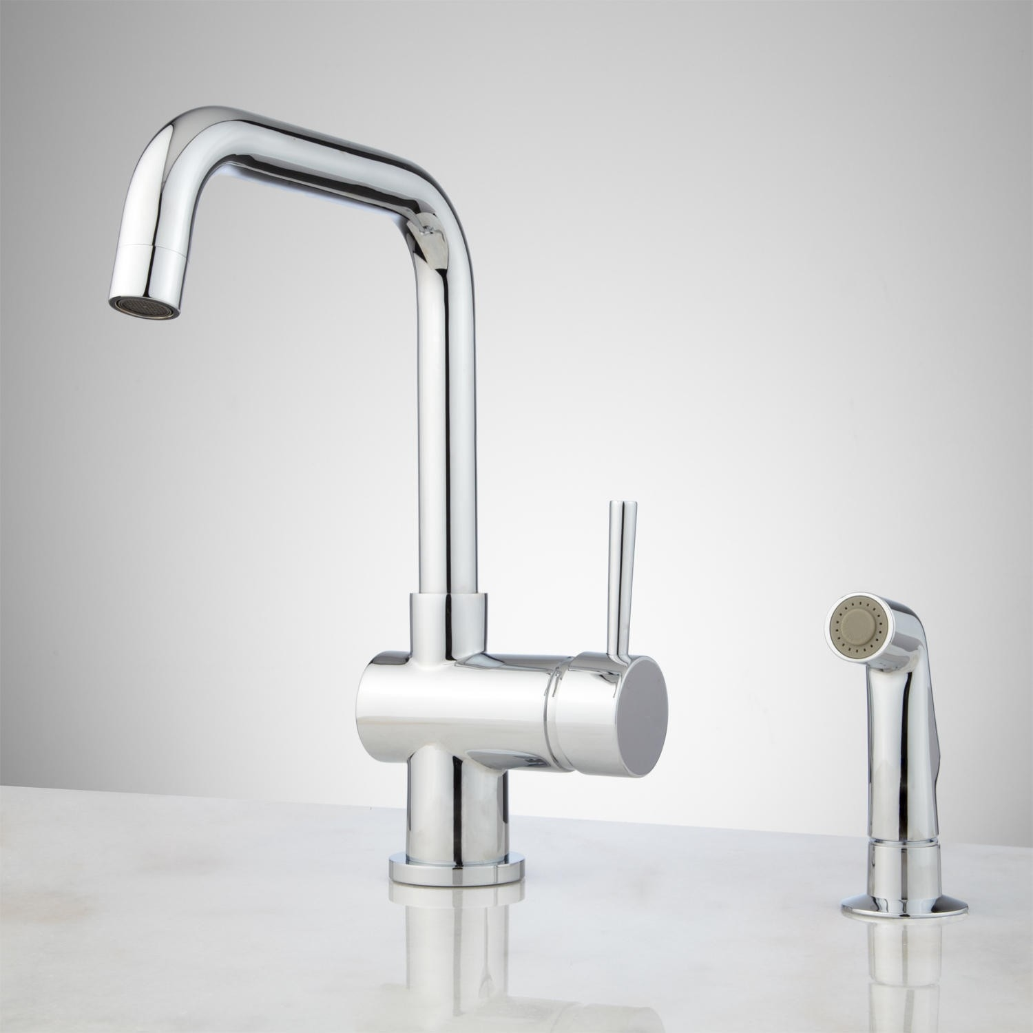 28 single hole kitchen faucet with sprayer lolita single for proportions 1500 x 1500