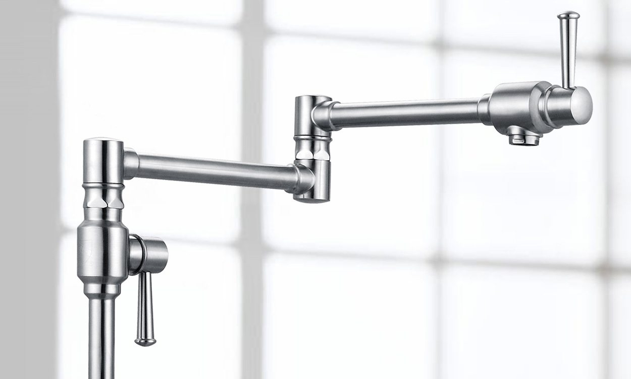 Ideas, 3 advantages of owning a pot filler faucet overstock for dimensions 1250 x 750  .