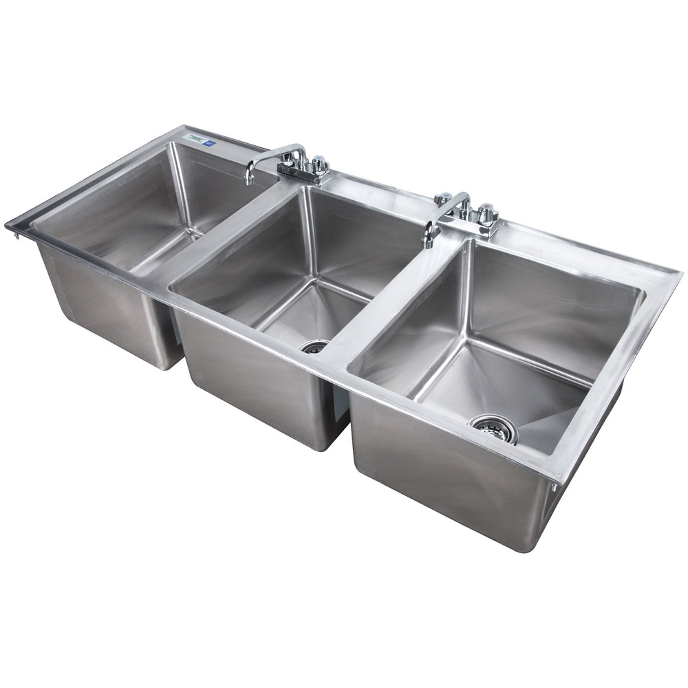 Ideas, 3 compartment sink faucet 3 compartment sink faucet 3 compartment sink faucet webstaurantstore 1000 x 1000 1  .