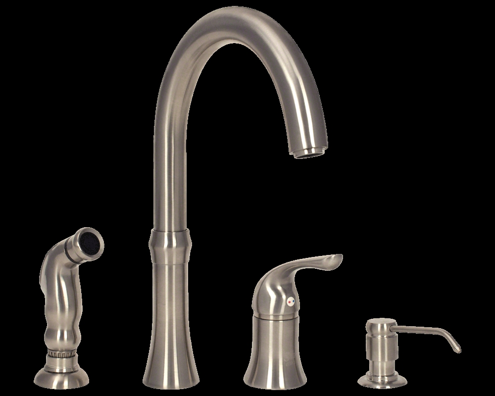 Ideas, 3 hole kitchen faucet home design styles within dimensions 1000 x 800  .