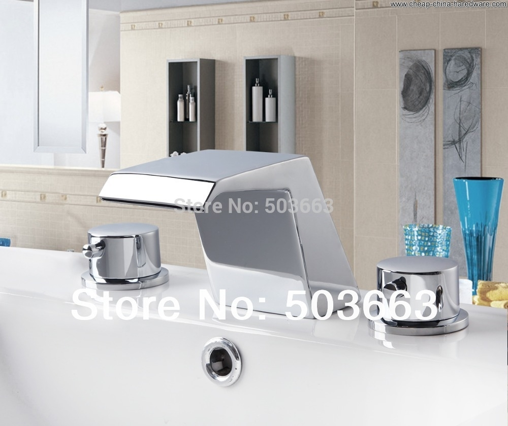 Ideas, 3 piece set faucet door handlescrystal knobs and pullsceramic throughout proportions 1000 x 840  .