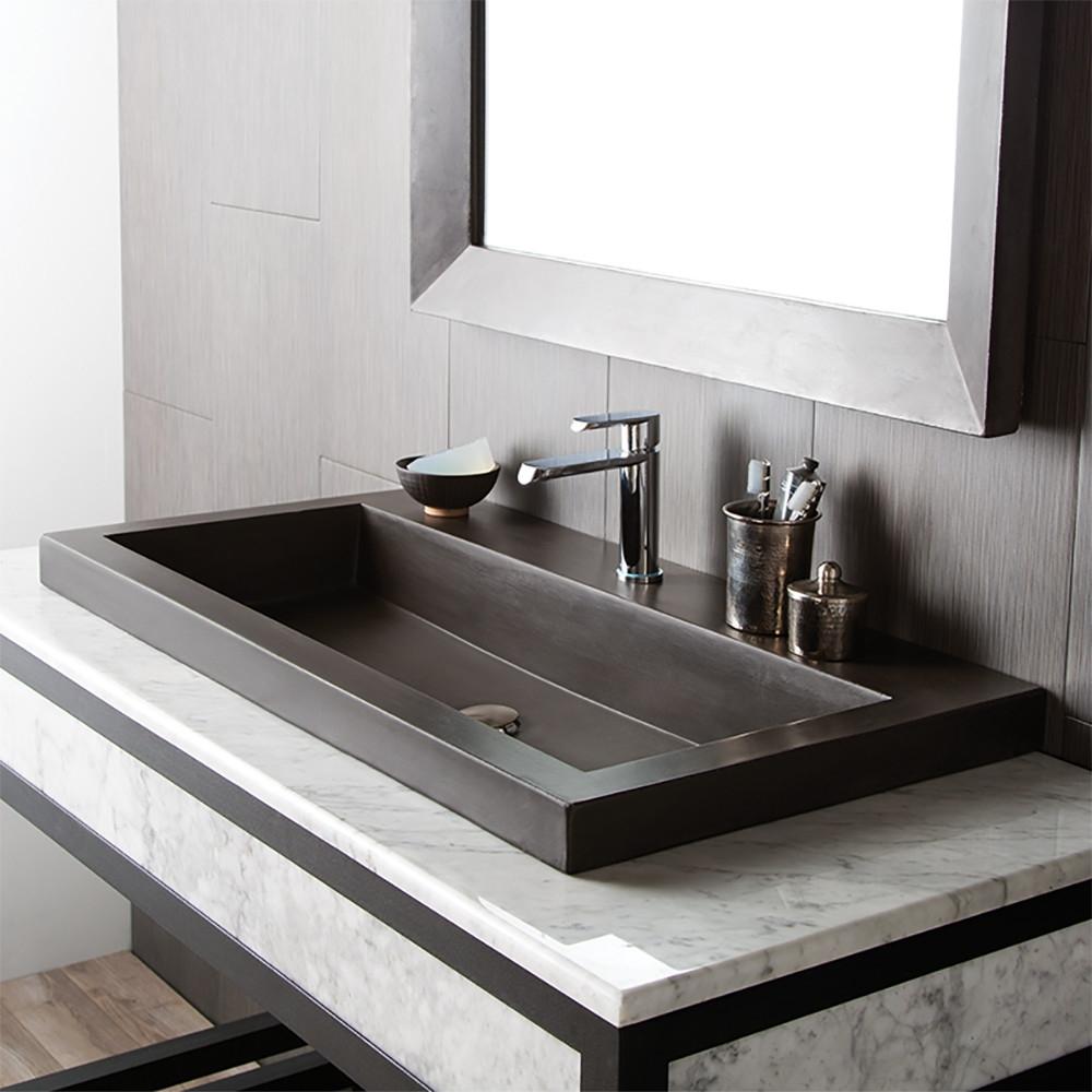 Ideas, 36 double faucet trough sink 36 double faucet trough sink bathroom charming double trough sink for best bathroom sink 1000 x 1000 1  .