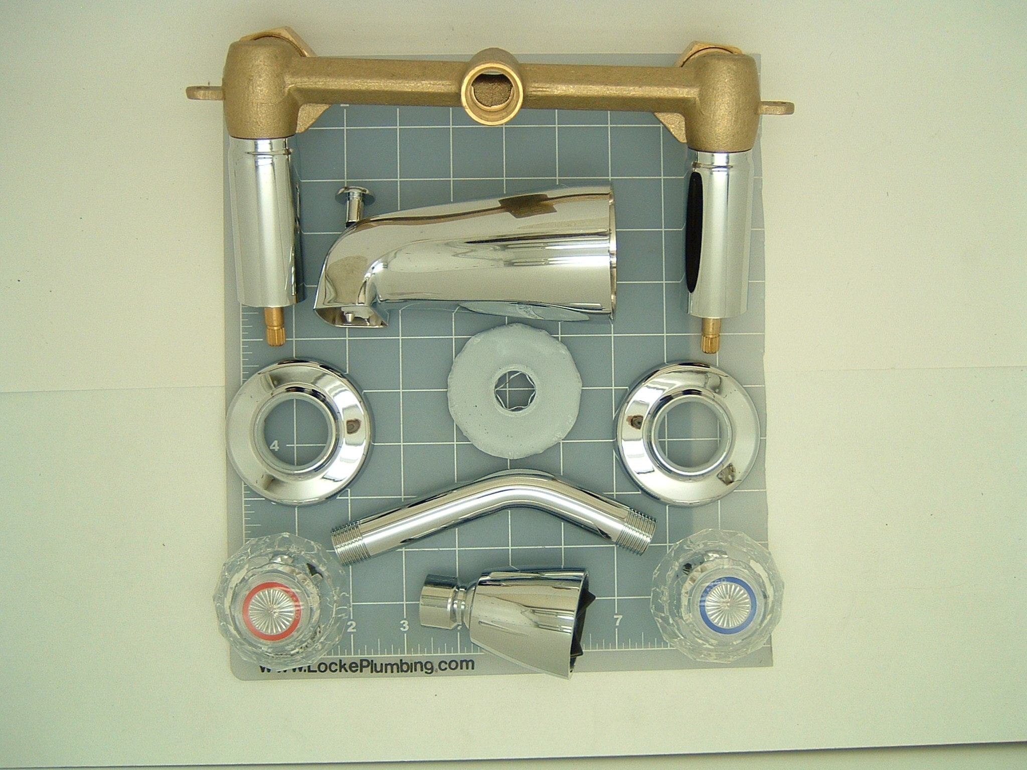 Ideas, 46 two handle shower valve hampton two handle shower valve and throughout size 2048 x 1536  .