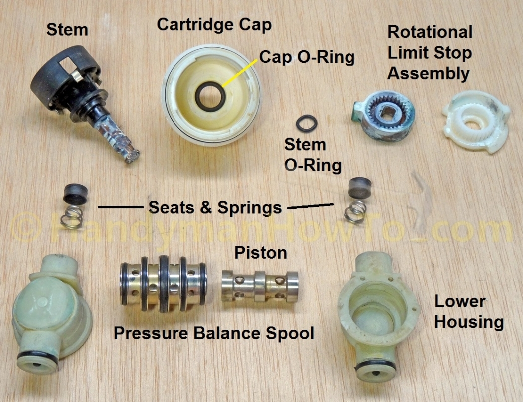 Ideas, 57 delta shower valve repair parts delta shower valve parts throughout sizing 1049 x 806  .