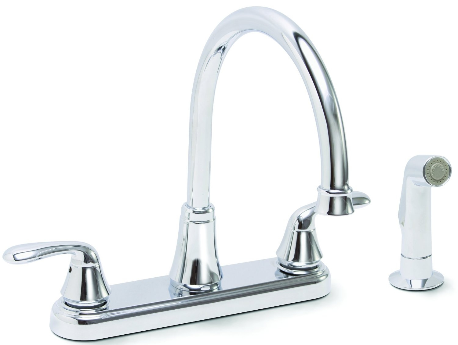 all metal kitchen faucets chateau kitchen faucet lever handle inside proportions 1500 x 1132