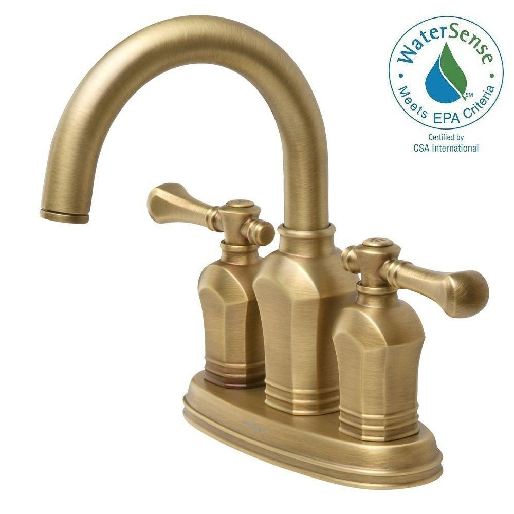 antique brass bathroom faucets centerset antique brass bathroom faucets centerset pegasus verdanza 4 in centerset 2 handle bathroom faucet in 1000 x 1000