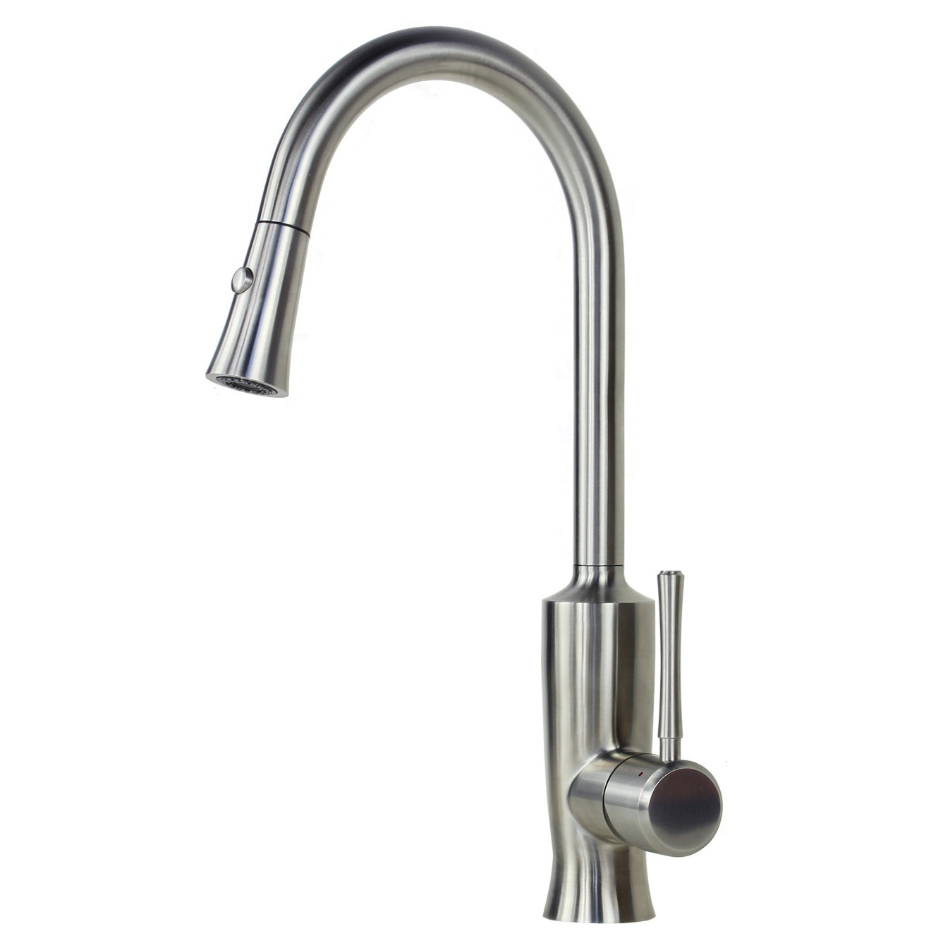 Ideas, ariel coil spring faucet ariel coil spring faucet venus stainless steel lead free pull out sprayer kitchen faucet 1337 x 1337  .