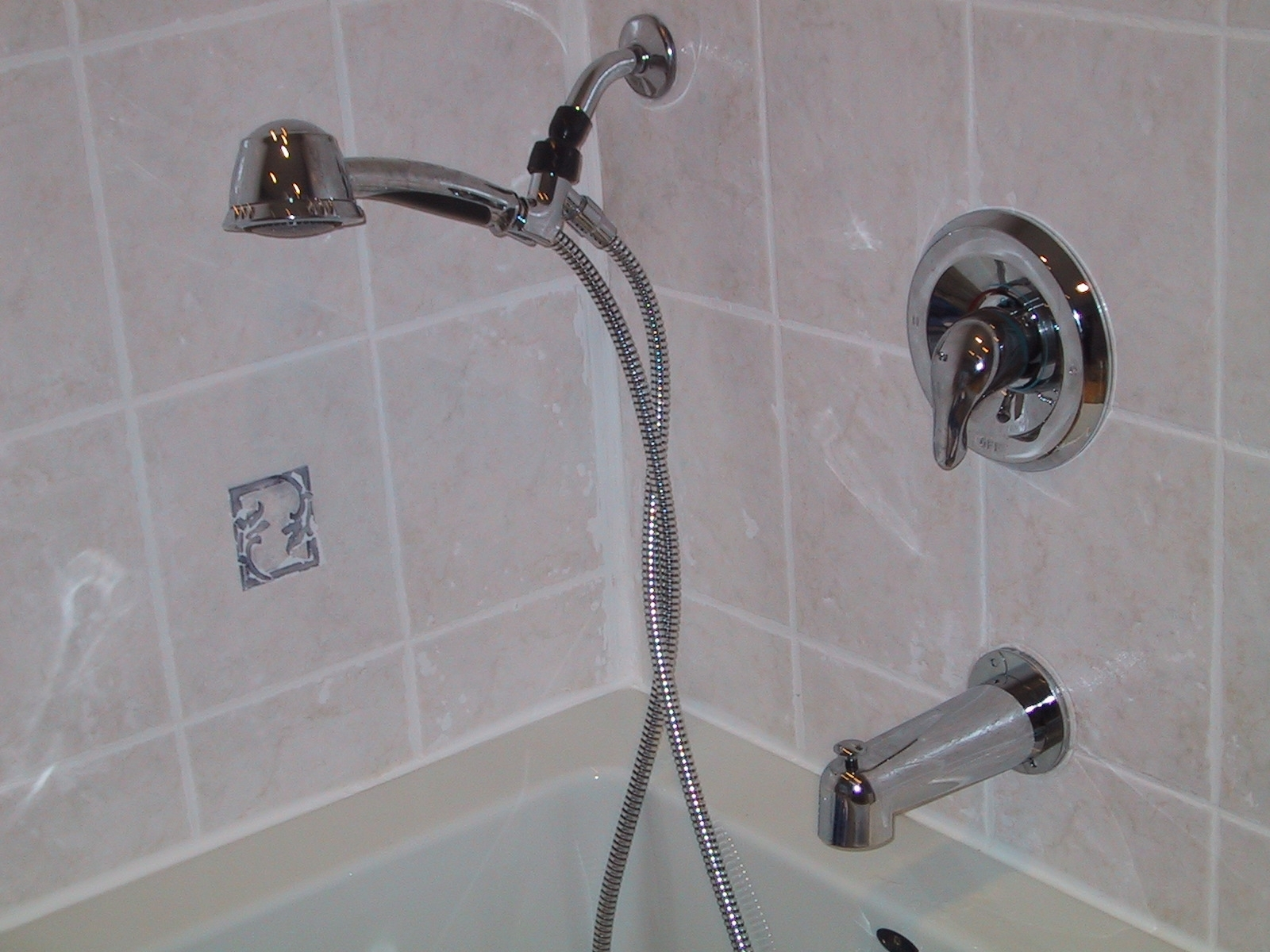 Ideas, attach shower head to bathtub faucet attach shower head to bathtub faucet bathroom compact bath faucet shower attachment 61 hose delta 1600 x 1200  .