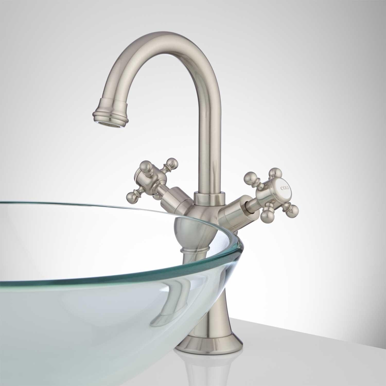bath faucet for vessel sink bath faucet for vessel sink vessel faucets vessel fillers signature hardware 1500 x 1500