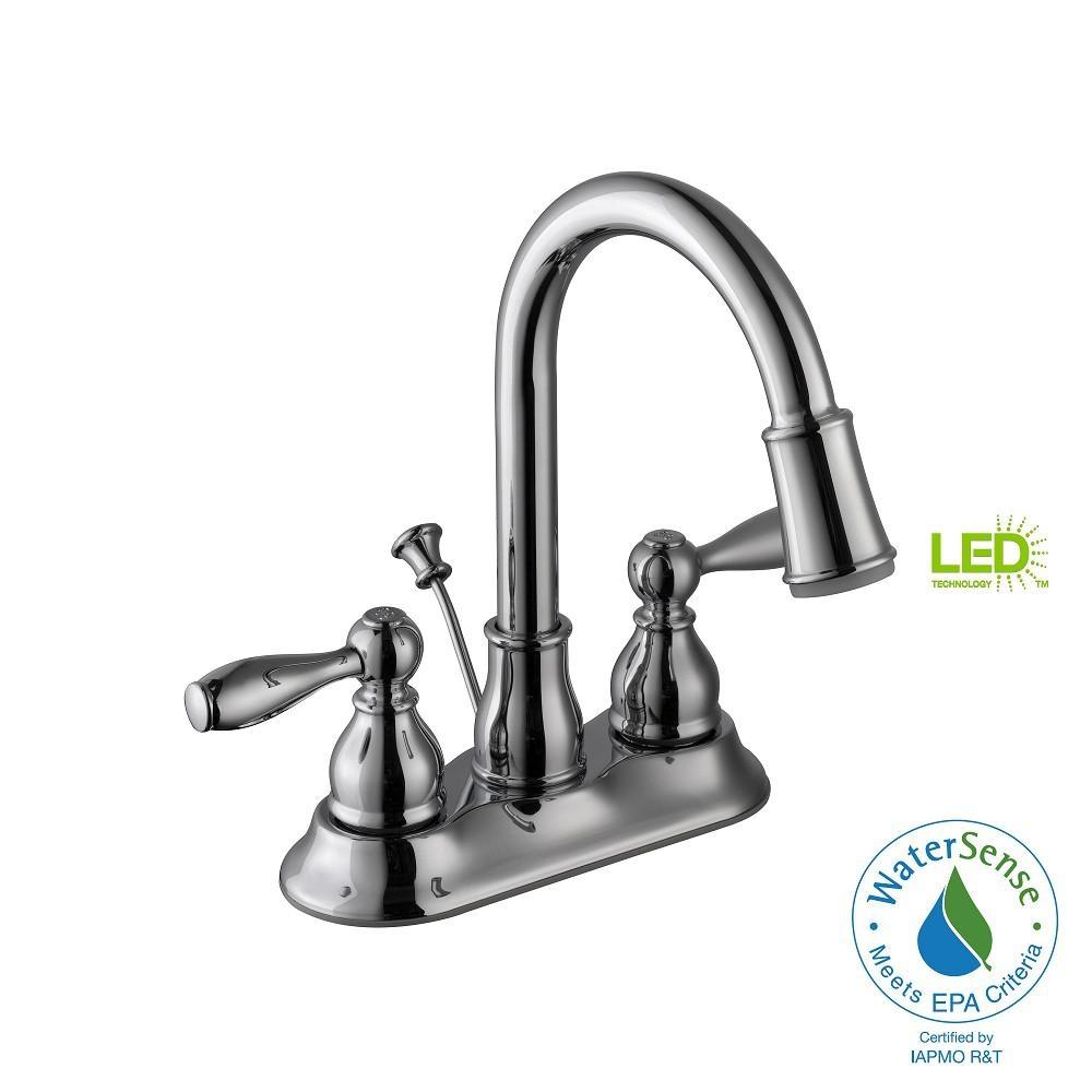 Ideas, bath faucet with led light bath faucet with led light glacier bay mandouri 4 in centerset 2 handle led high arc 1000 x 1000 1  .