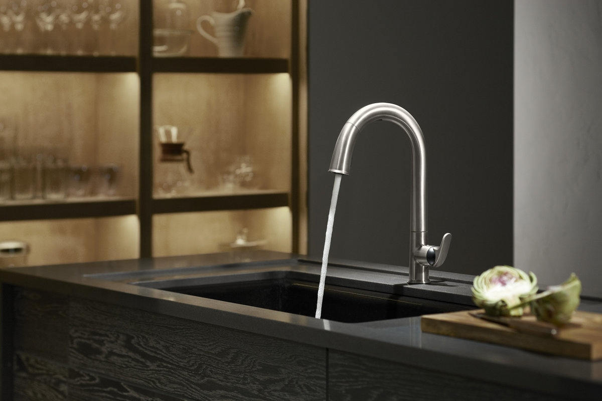 Ideas, bathroom design chic k 780 vs cruette pull down kitchen faucet intended for proportions 1200 x 800  .