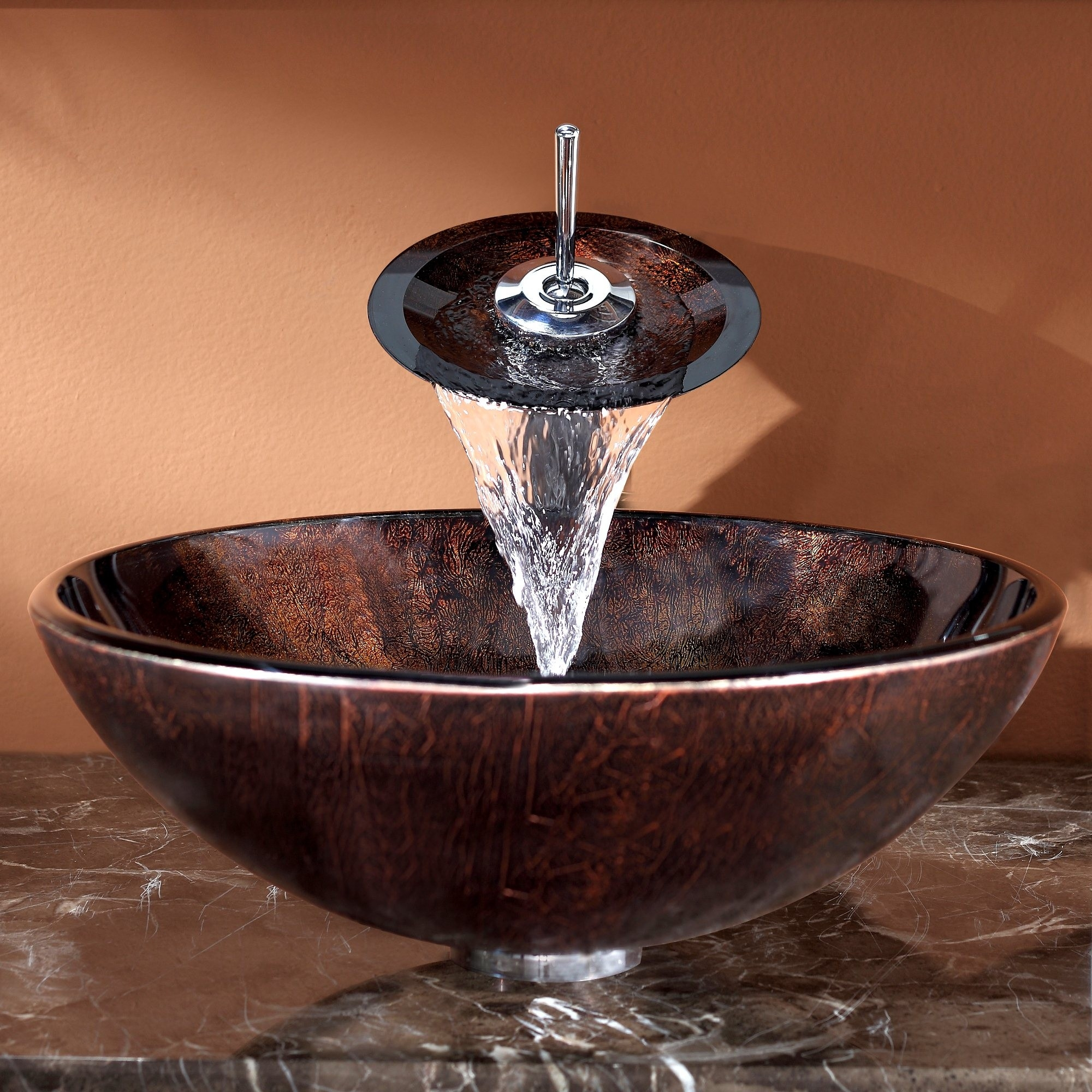 Ideas, bathroom glass vessel sink and faucet combination kraususa with regard to measurements 2000 x 2000  .