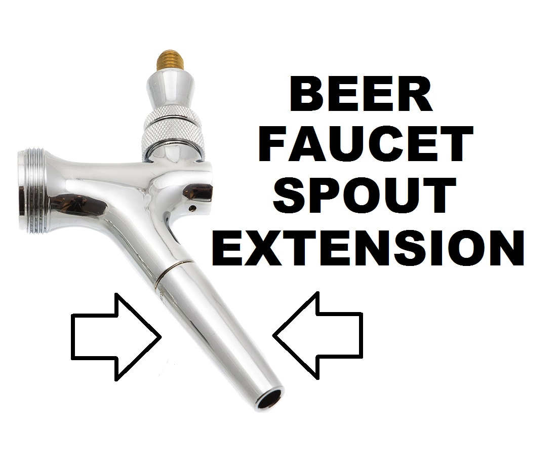 Ideas, beer faucet spout extension beer faucet spout extension euro style beer faucet spout extension for standard usa beer tap 1102 x 914  .